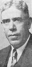 William T. Mathews - Democrat, Elected