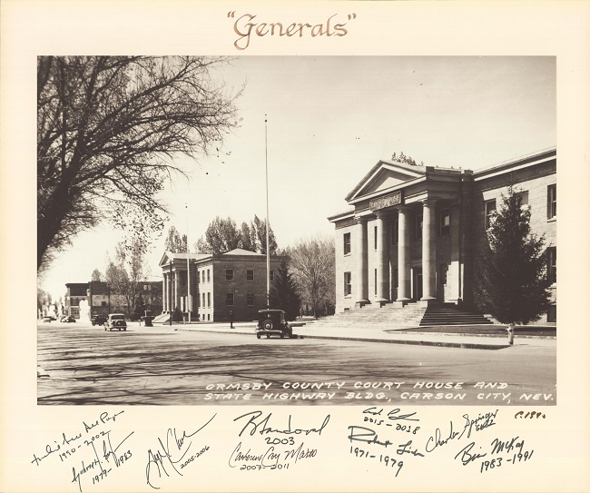 """Generals"" Ormsby Court House"